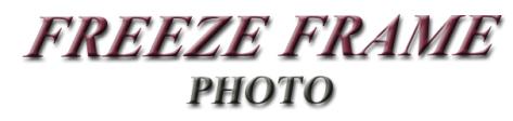 Welcome to Freeze Frame Photo